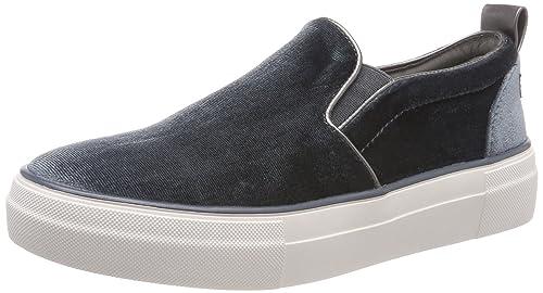 Esprit Dasha Velvet So, Zapatillas sin Cordones para Mujer: Amazon.es: Zapatos y complementos