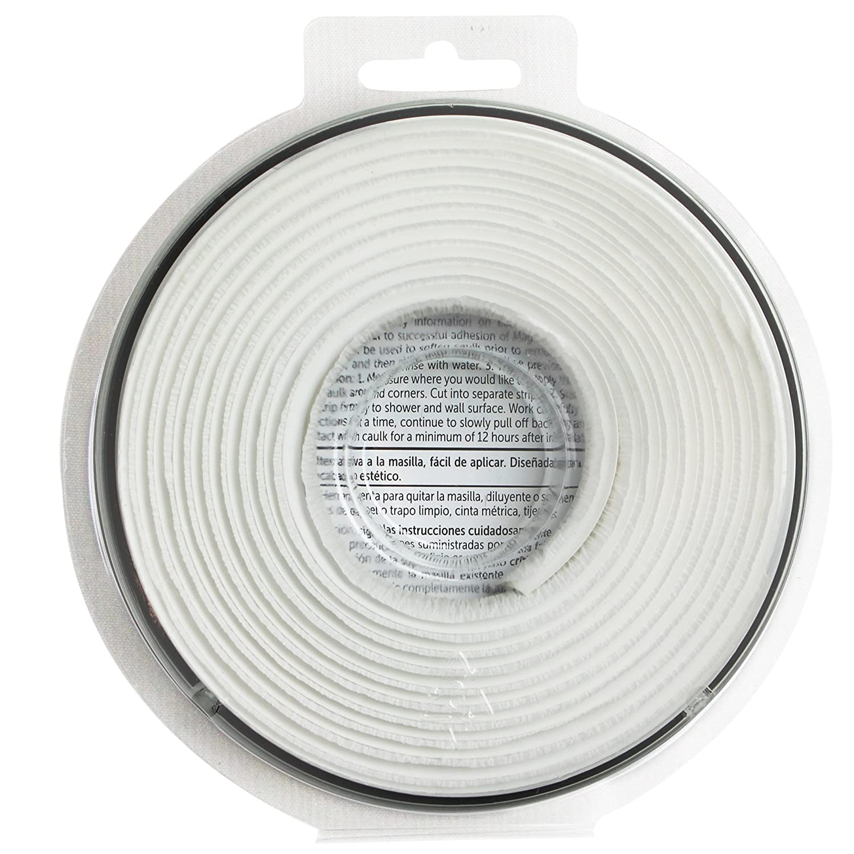 Amazon.com: Magic Shower and Wall Peel & Caulk Strip - Create a ...