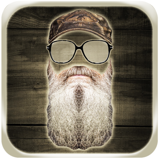 Duck Dynasty Beard Booth (Hey Jack Beard and Moustache Booth - Duck Dynasty)