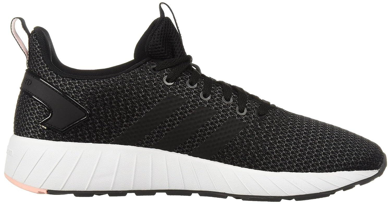 adidas  Women's Questar BYD W B071P17YXX 7 B(M) US|Core Black/Core Black/Haze Coral