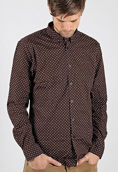 Camiseta INDIE merc camisa de chocolate: Amazon.es: Ropa y accesorios