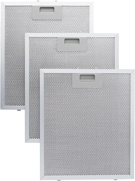 Klarstein Filtro de aluminio para grasa 26,5 x 31 cm Recambio: Amazon.es: Grandes electrodomésticos