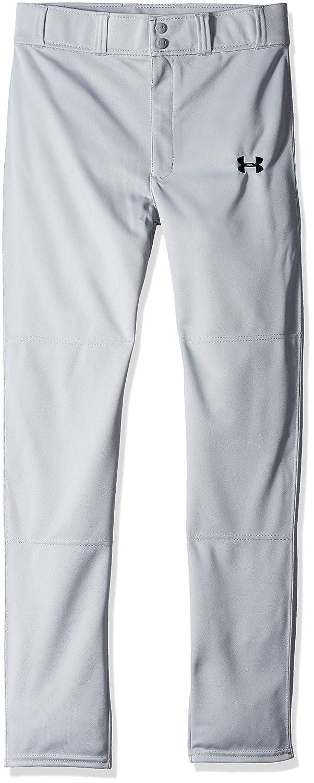 Under Armour ボーイズ クリーンアップ野球パンツ B018S83QCY Youth Medium|Baseball Gray (075) Baseball Gray (075) Youth Medium