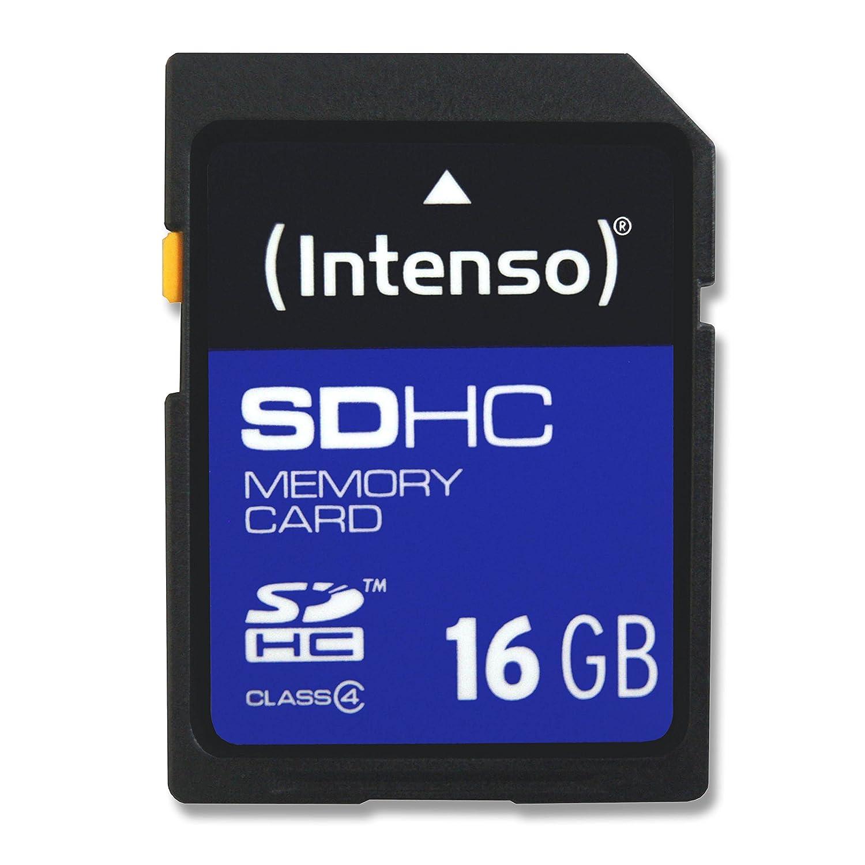 16 GB SDHC Class 4 Tarjeta de Memoria para Canon EOS 700D ...