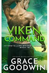 Viken Command (Interstellar Brides® Program Book 18) Kindle Edition