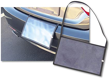 Heavy Duty Vinyl Tag Bag License Plate Holder - Keep Your License Plates \u0026 Demo Tags  sc 1 st  Amazon.com & Amazon.com: Heavy Duty Vinyl Tag Bag License Plate Holder - Keep ...