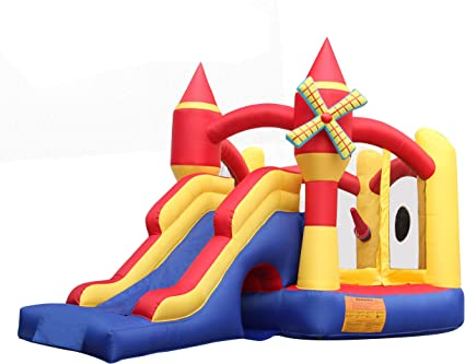 Amazon.com: BESTPARTY - Casa hinchable: Toys & Games
