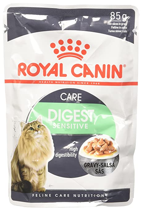 ROYAL CANIN Feline Digest Sensitive Pouch - 85 gr