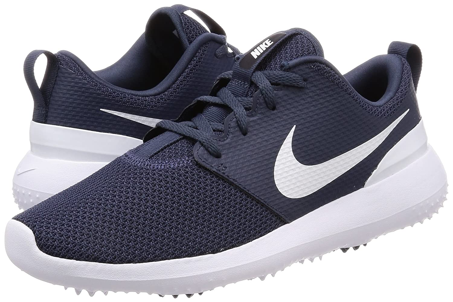 buy online 8c33c de897 Amazon.com  Nike Mens Roshe G Golf Shoe Thunder BlueWhite Size 13 M US   Golf