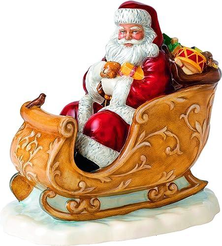Royal Doulton Christmas Annuals Santa s Sleigh 2014 Figurine