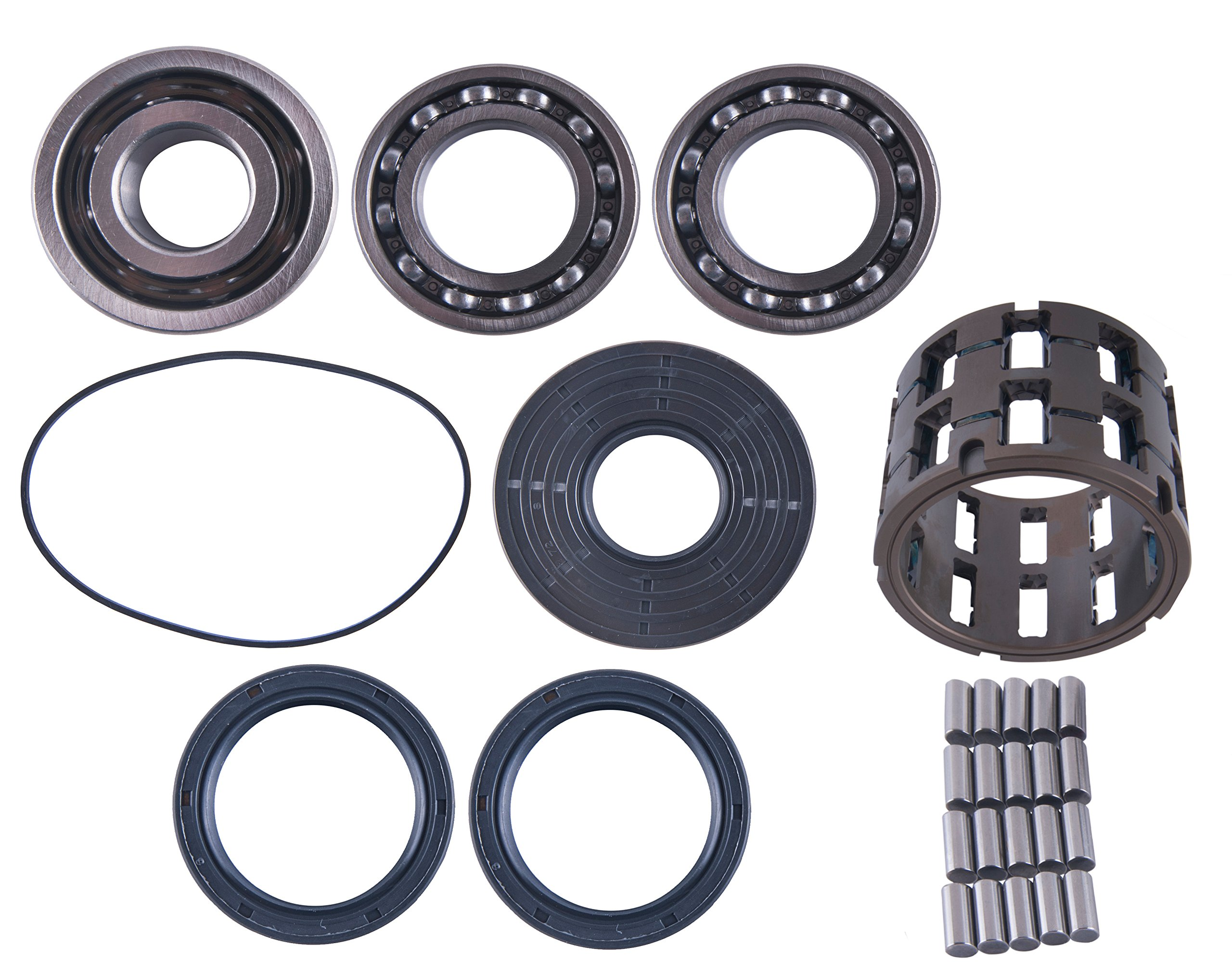 East Lake Axle front differential kit w/Sprague compatible with Polaris RZR 570/800 / 900 2011 2012 2013 2014 2015