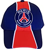 Casquette PSG - Collection officielle PARIS SAINT GERMAIN - Football Ligue 1 - Taille réglable