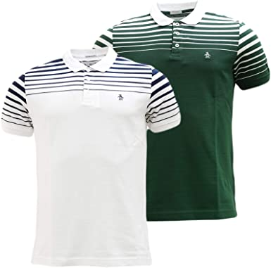ORIGINAL PENGUIN - Polo - Manga Corta - para Hombre: Amazon.es ...