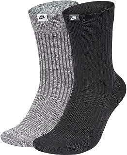 Amazon.com: Mens Nike Sportswear Advance Crew Socks - 2 ...