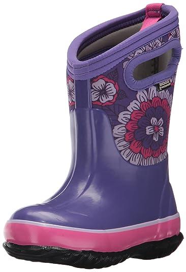 8705c101d240c1 Bogs Classic High Waterproof Insulated Rubber Neoprene Rain Boot Snow