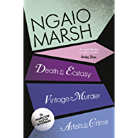 Inspector Alleyn 3-Book Collection 2: Death in Ecstasy, Vintage Murder, Artists in Crime (The Ngaio Marsh Collection)