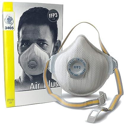 1fb813fc3ac Mascarilla (5 Unidades/Caja) de la UE de protección con FFP3 - Máscara