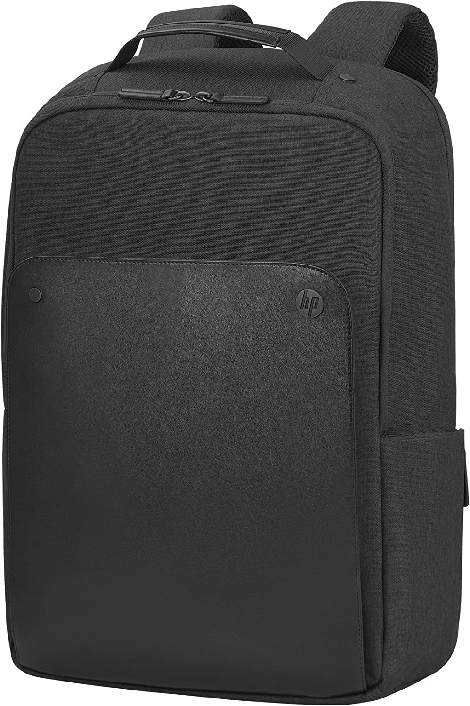 "HP 1KM16AA Executive Midnight Backpack Notebook 15.6"", Black/Gray"