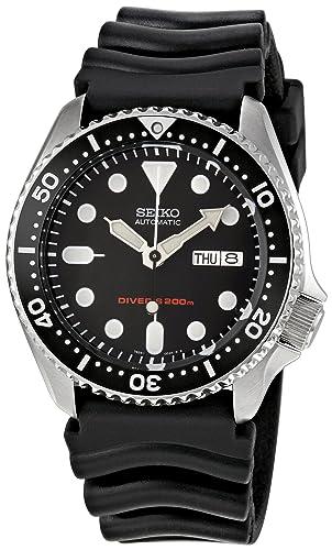 Seiko SKX007 Automatic Dive Watch
