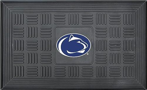 NCAA Penn State Nittany Lions 3-D Team Medallion Vinyl Door Mat