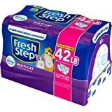 Fresh Step Multi-Cat Extra Strength Scented Clumping Cat Litter with The Power of Febreze