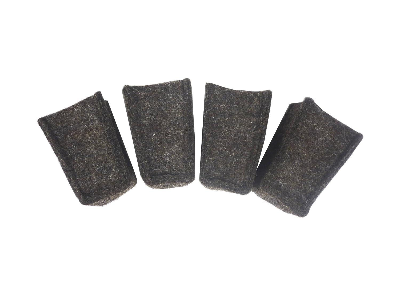 Relativ manufra – Stuhlbeinsocken auf Maß, Stuhlsocken, Filzgleiter DF69
