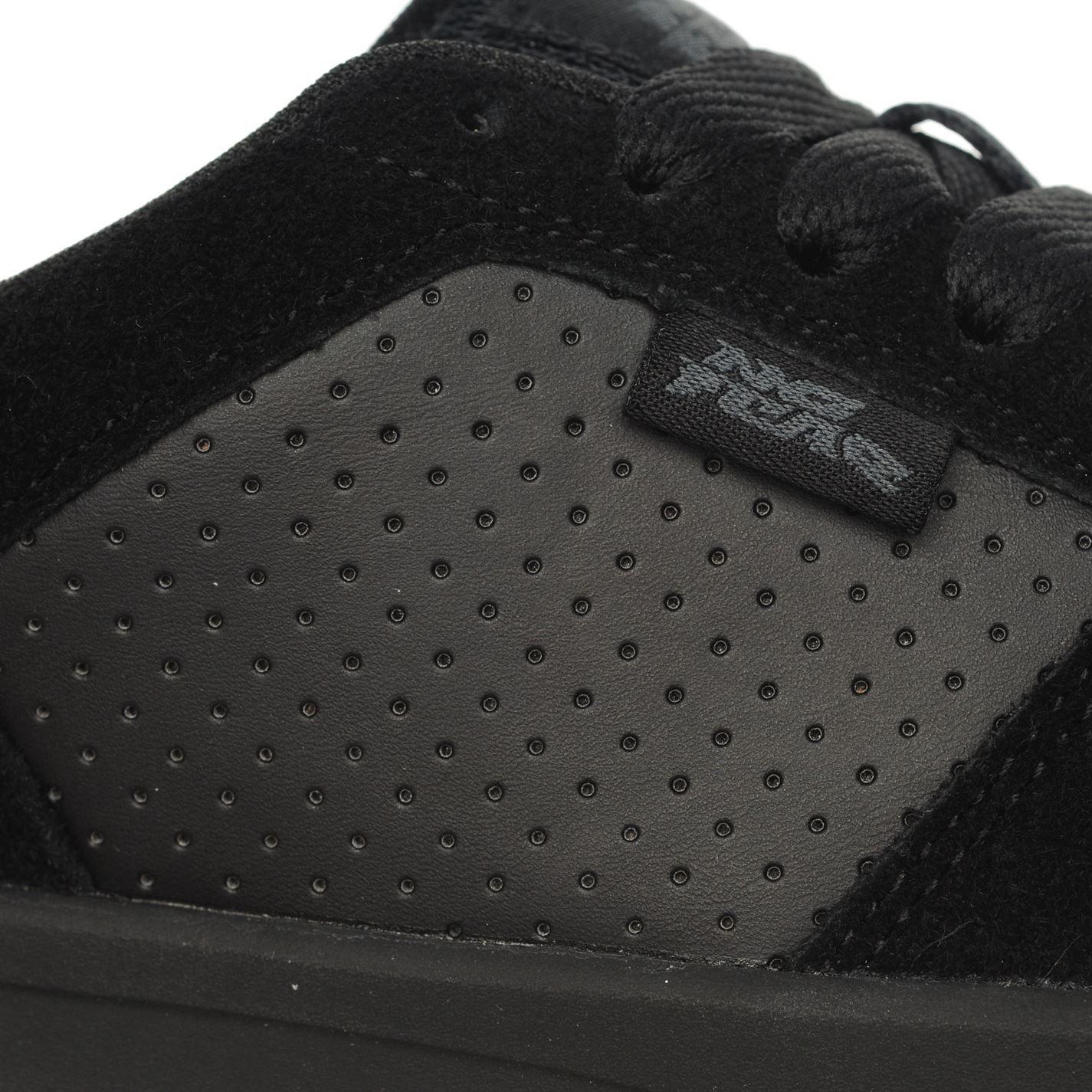 No Fear Hommes Shift2 Shoe Chaussures De Skate Sport Noir//Noir 43