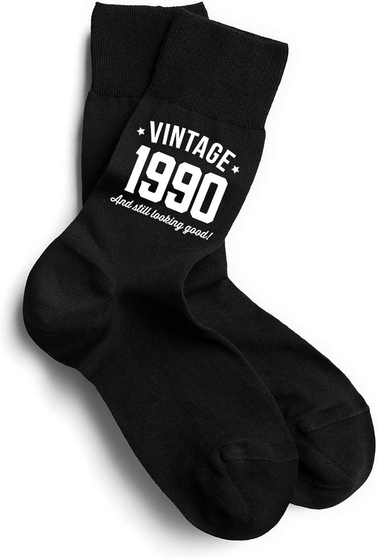 Invent Birthday 30th birthday Gifts For Men Design Vintage 30th Birthday 30th Birthday Socks For Men Print