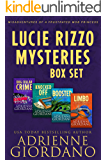 The Lucie Rizzo Mystery Series Box Set 1: Misadventures of a Frustrated Mob Princess (A Lucie Rizzo Mystery Book 8)