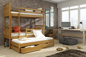 Etagenbett Eiche : Jugendzimmer mudchen hochbett etagenbett bett cm eiche weiß