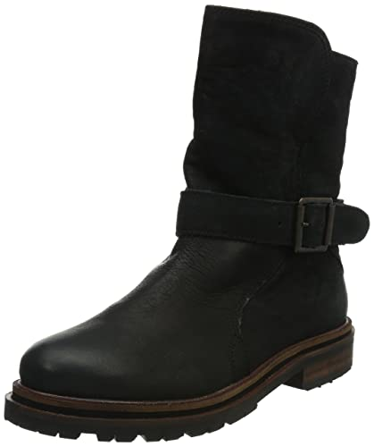 a6fa2615bdc Hudson Tatham Calf, Women's Biker Boots: Amazon.co.uk: Shoes & Bags