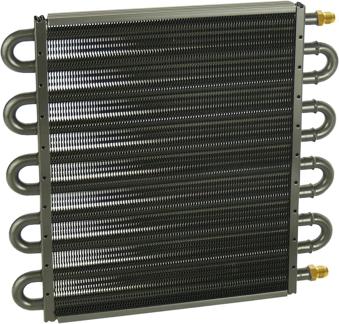 Derale 13318 Series 7000 Tube and Fin Cooler Core