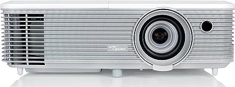 Optoma EH345 Video - Proyector (3200 lúmenes ANSI, DLP, 1080p ...