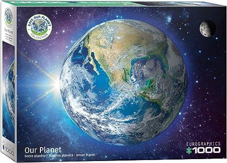 EuroGraphics Our Planet 1000-Piece Puzzle