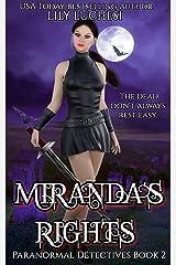 Miranda's Rights (The Paranormal Detectives Book 2) Kindle Edition