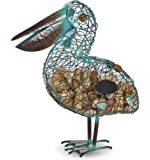 Pelican Shaped Cork Cage - Displays And Stores Wine Corks