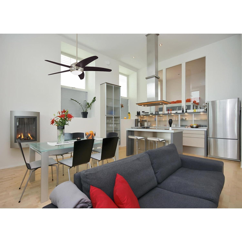 Westinghouse 7255700 Bendan Ventilador De Techo Para Interiores  # Muebles Westinghouse