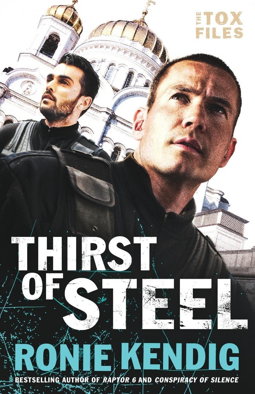 Read Online Thirst of Steel (The Tox Files) pdf epub