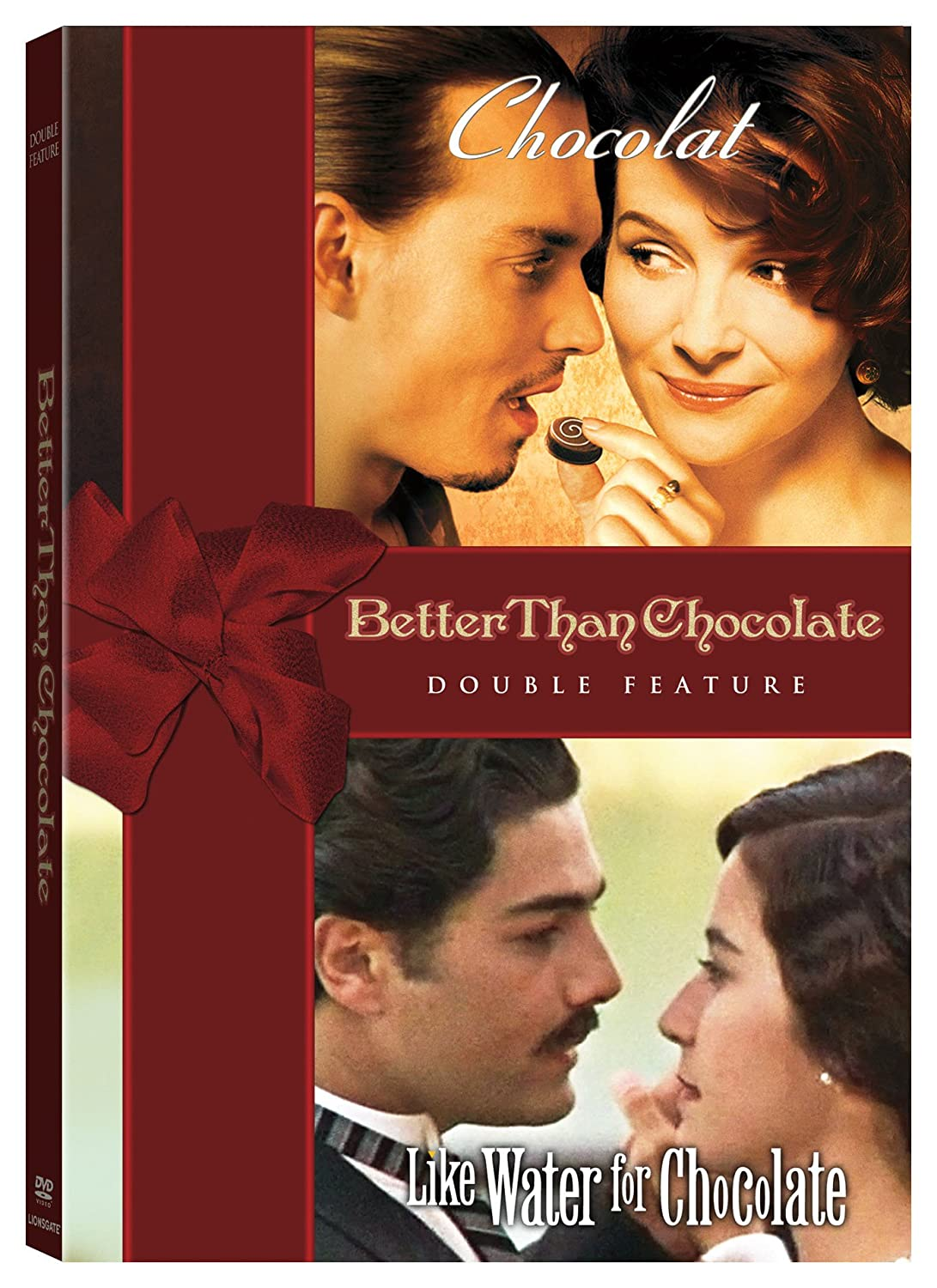 Amazon.com: Better Than Chocolate Double Feature [DVD]: Better ...