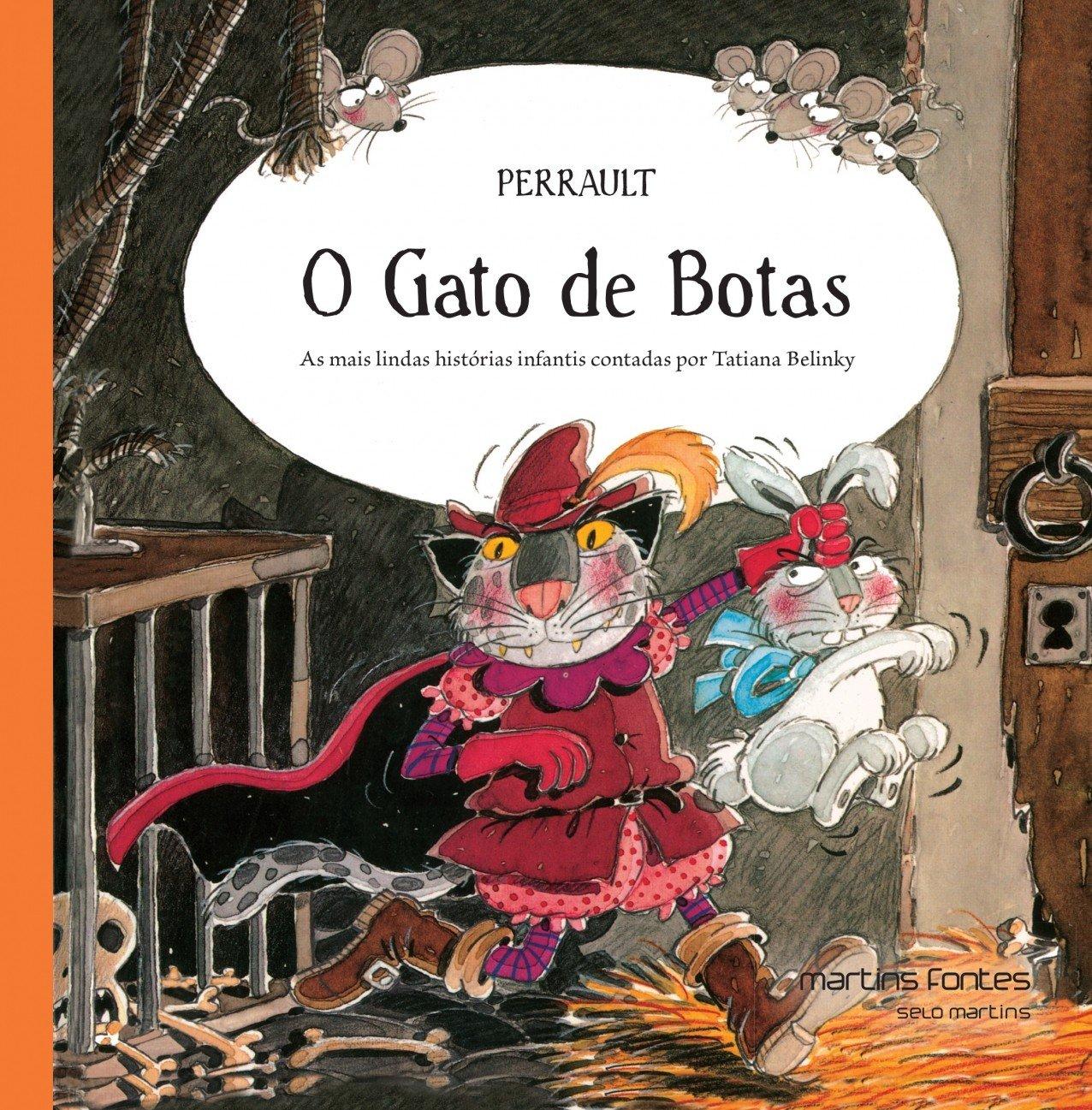 O Gato de Botas (Em Portuguese do Brasil) (Portuguese Brazilian) Paperback – 2015