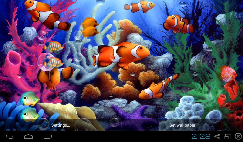 Amazon 3D Koi Fish Live Wallpaper Appstore For Android