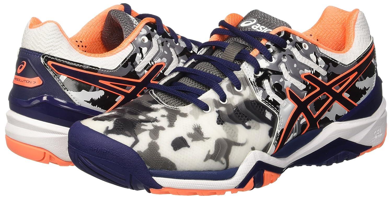 Asics Gel Resolution 7 L.e.Melbourne, Chaussures de Tennis Homme: : Chaussures et Sacs