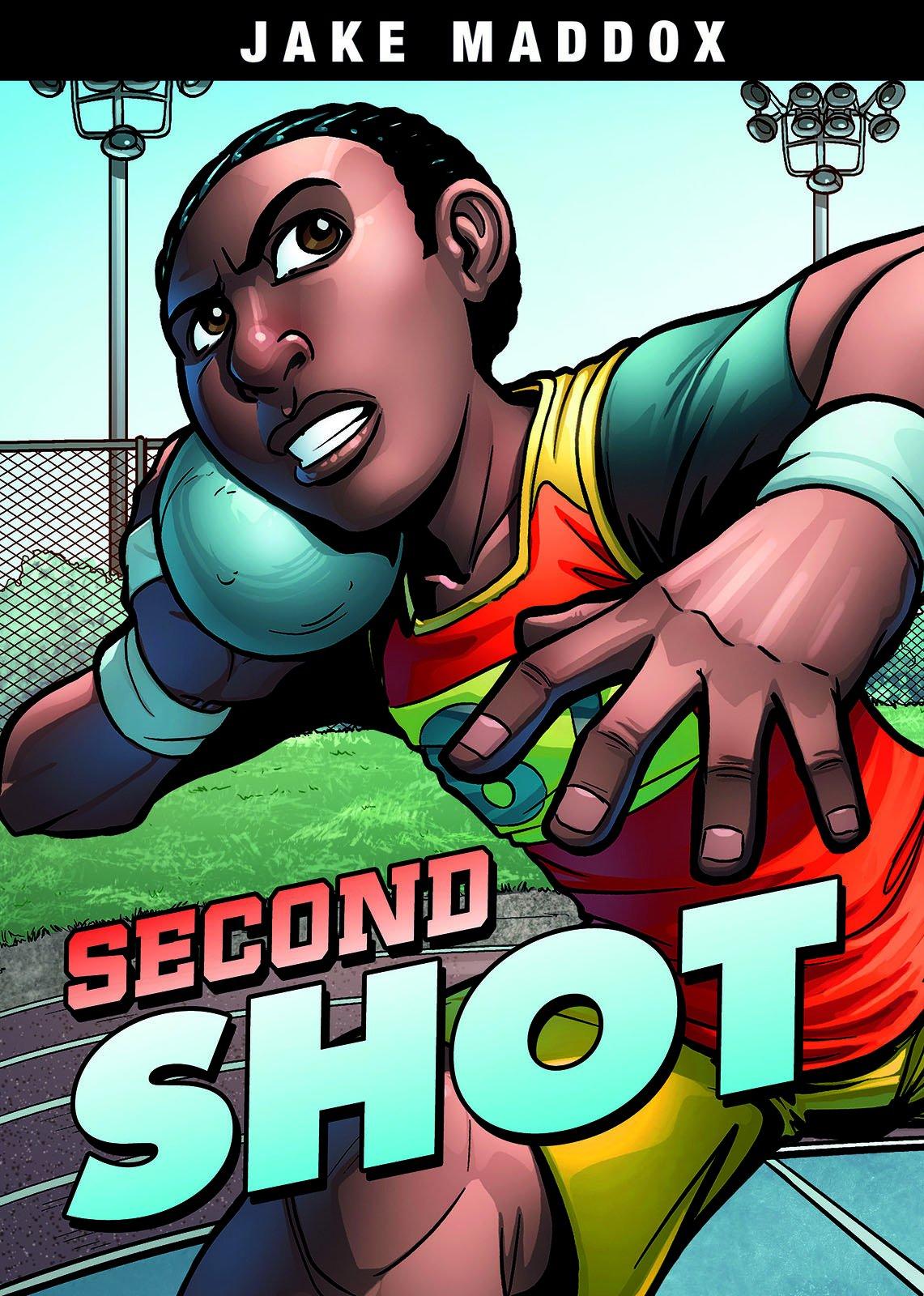 Second Shot (Jake Maddox Sports Stories)