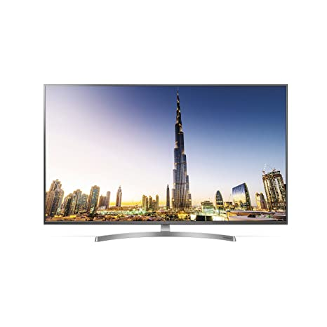 LG 75SK8100PLA 189 cm (75 Zoll) Fernseher (Ultra HD, Triple Tuner, 4K Cinema HDR, Dolby Vision/Atmos, Ein Standfuß, Smart TV)