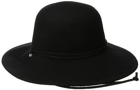 9bdde2dce Amazon.com: prAna Living Stevie Hat, Black, One Size: Sports & Outdoors