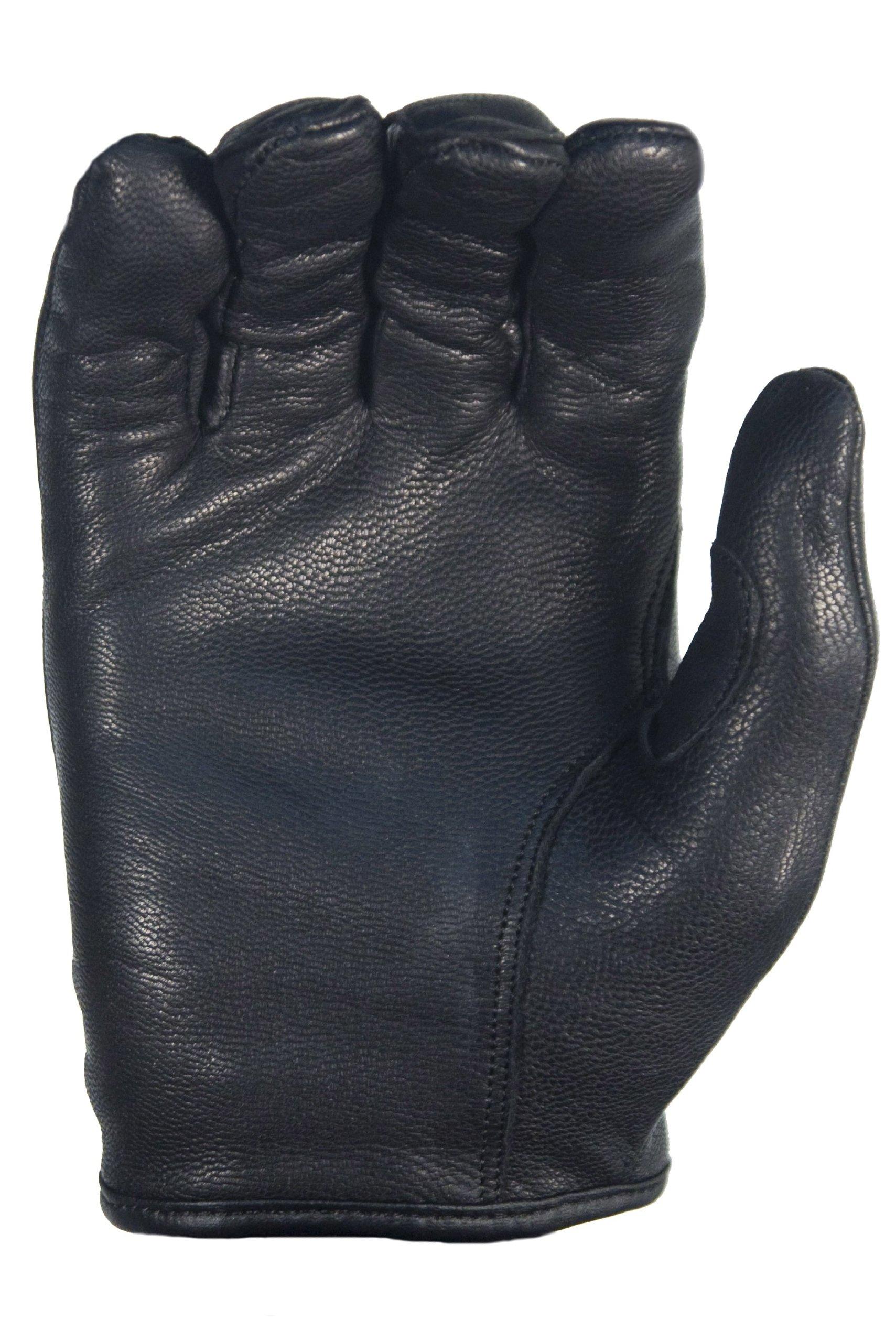 HWI Gear Kevlar Lined Leather Duty Glove, Large, Black by ACK, LLC