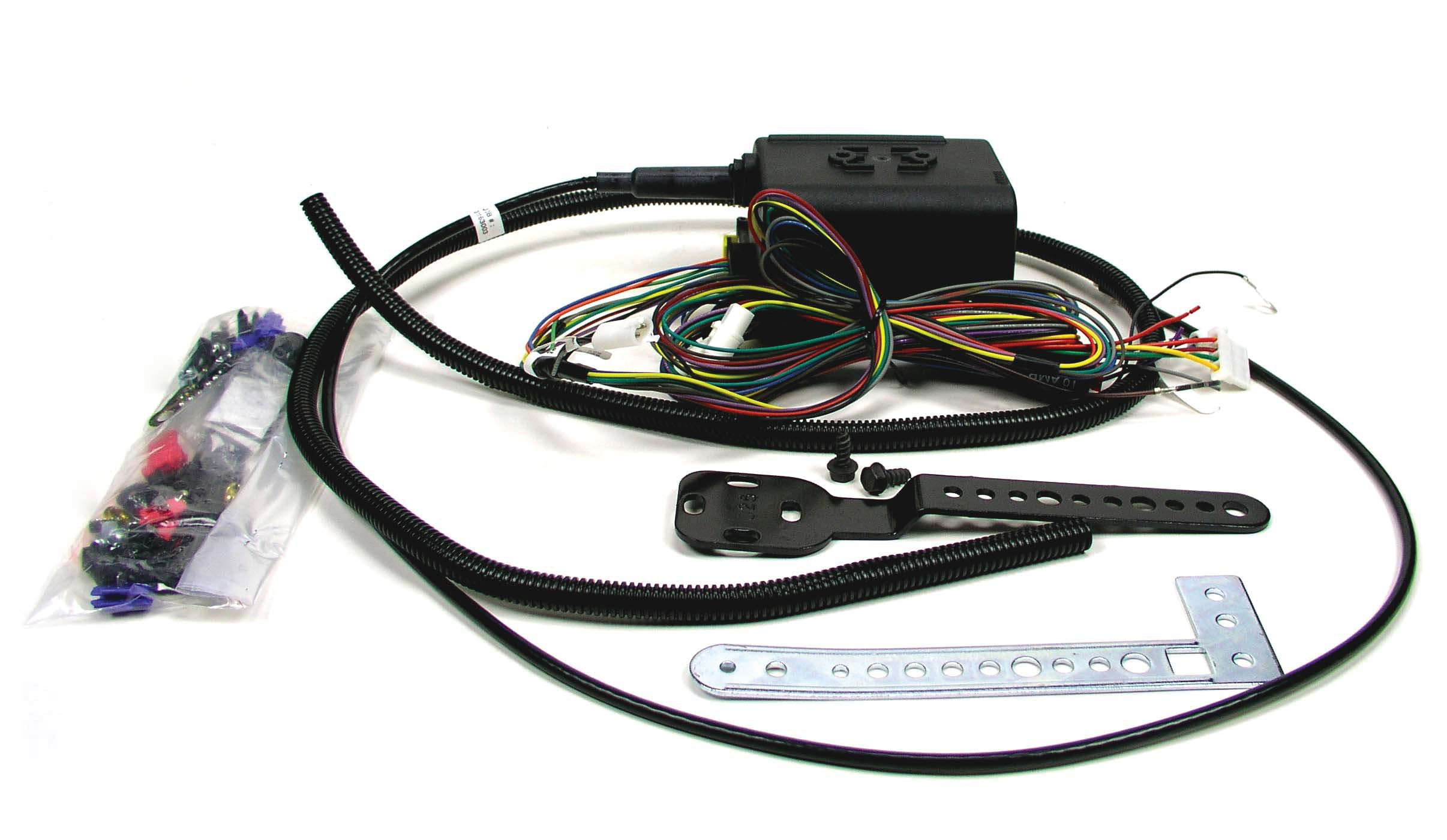 Rostra 250-1223 Universal Cruise Control System