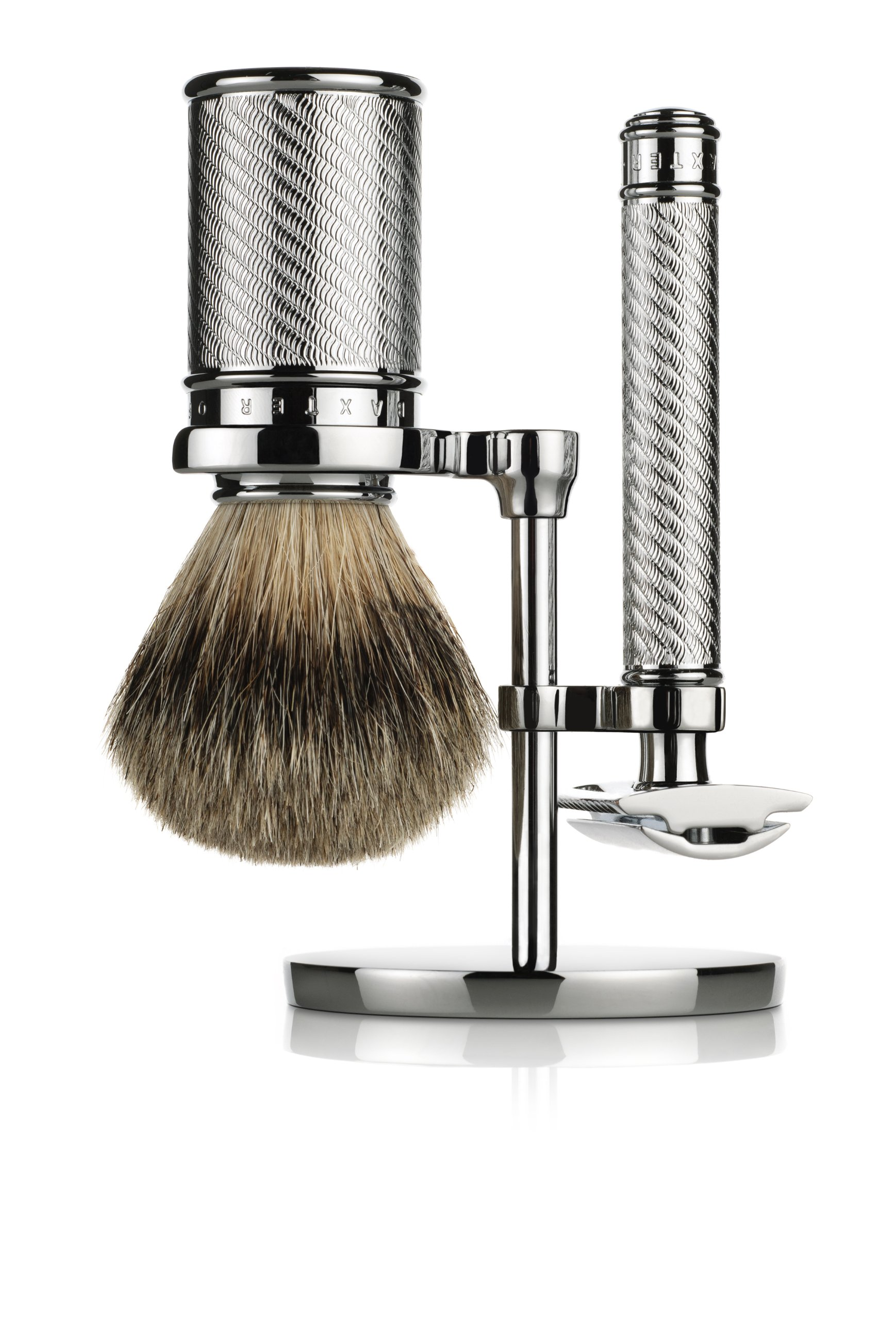 Baxter of California Double Edge Safety Razor Set for Men by Baxter of California
