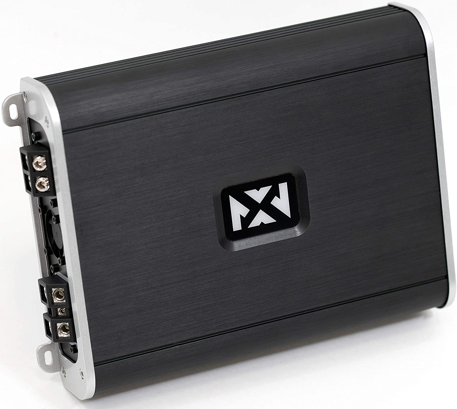 Marine Certified NVX VAD17001 1700W RMS Class D Monoblock Car//Marine//Powersports Amplifier with Bass Remote