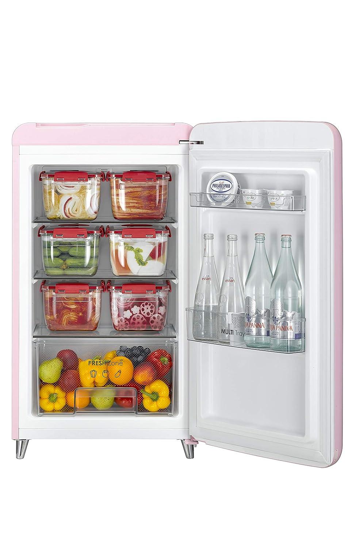 Pink Dimchae Petite Kimchi Refrigerator 100L